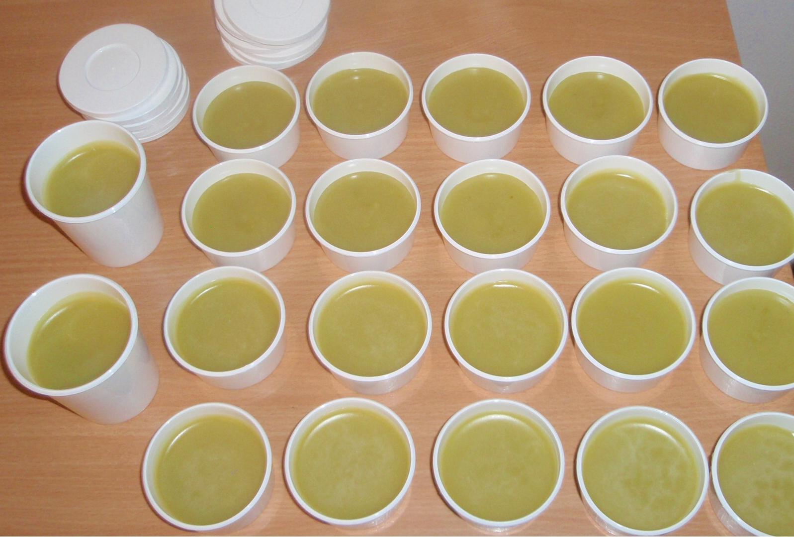 Domácí konopné mastičky jsou pečlivě vyráběny dle vlastní receptury.